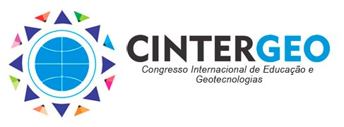 Anais do Congresso Internacional de Educação e Geotecnologias